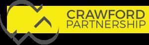 Crawford Logo Yellow Background