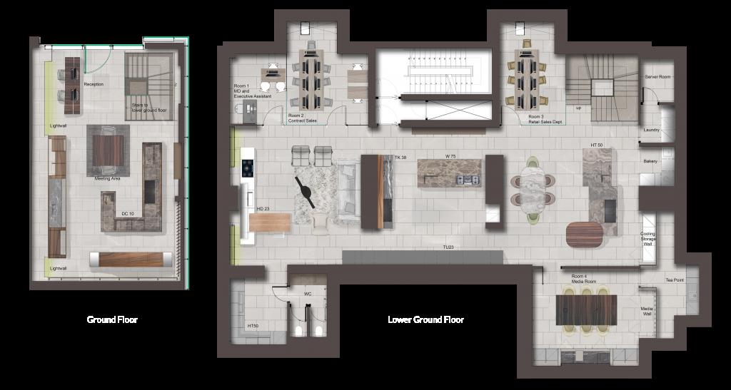 Kitchen Showroom Plans JPG