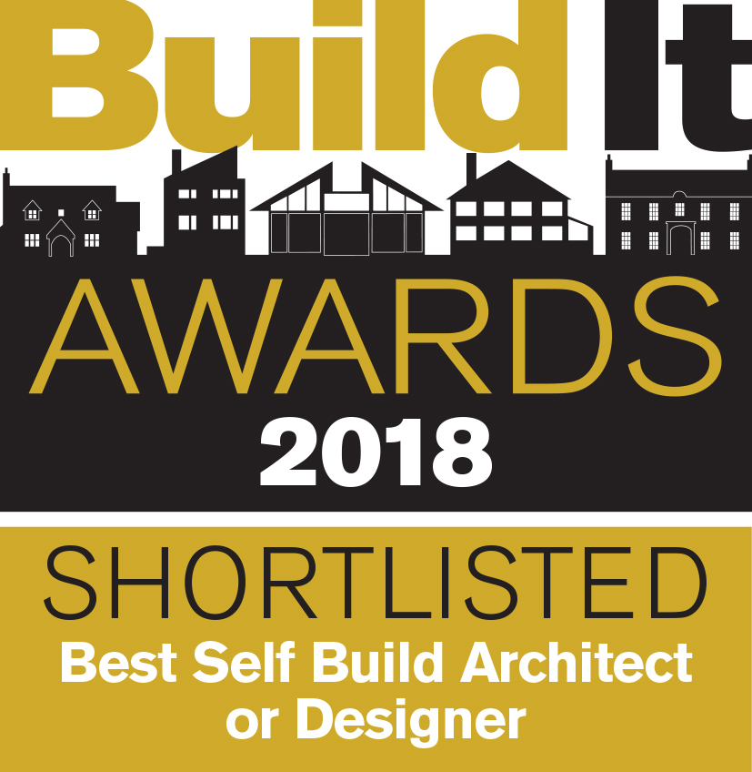 Build It Awards 2018 - Best Self Build Architect or Designer